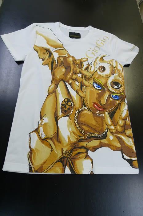 DRESSCAMP×ジョジョ Tシャツ Image by FASHIONSNAP