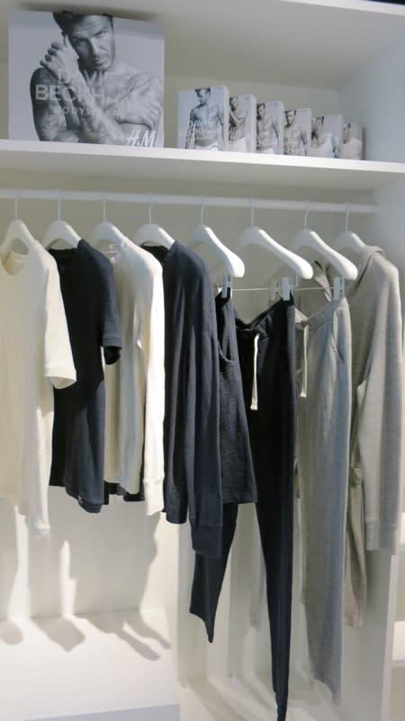 DAVID BECKHAM BODYWEAR FOR H&Mの新作 Image by FASHIONSNAP