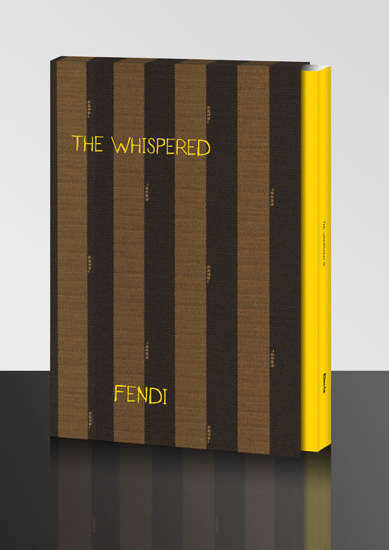 The Whispered Directory Of Craftsmanship Vol.3 Image by FENDI