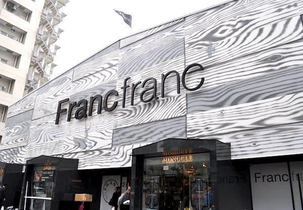 Francfranc Village 外観 Image by FASHIONSNAP