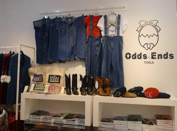 TOGA Odds & Ends福岡パルコ店 Image by FASHIONSNAP
