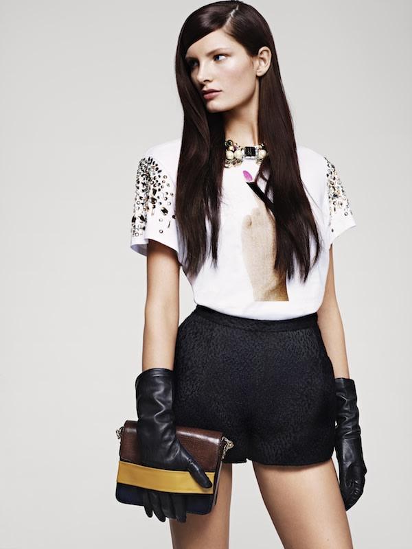 2012年秋コレクション Image by H&M