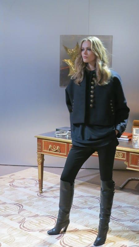 H&M パリで発表したカプセルコレクション Image by FASHIONSNAP