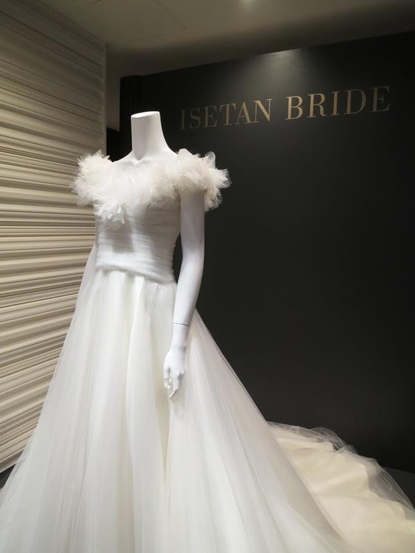 「ISETAN BRIDE」ブライダルブティック Image by FASHIONSNAP