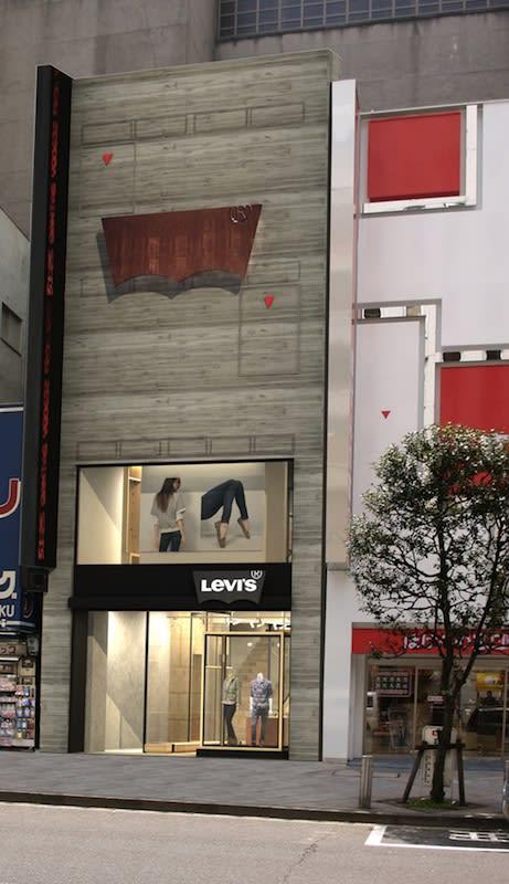 リーバイス® ストア 新宿店のイメージ Image by リーバイ・ストラウス・ジャパン