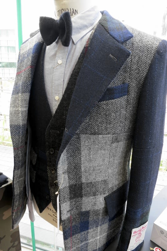 NICK WOOSTER+UNITED ARROWS Image by FASHIONSNAP
