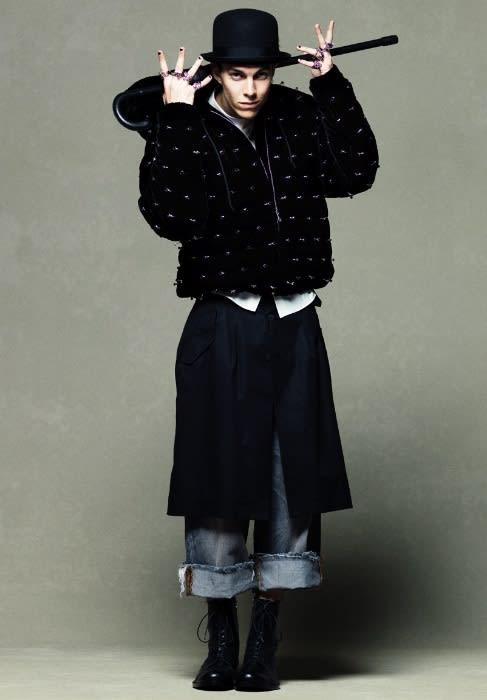 PHENOMENON 2011-12AWコレクションより