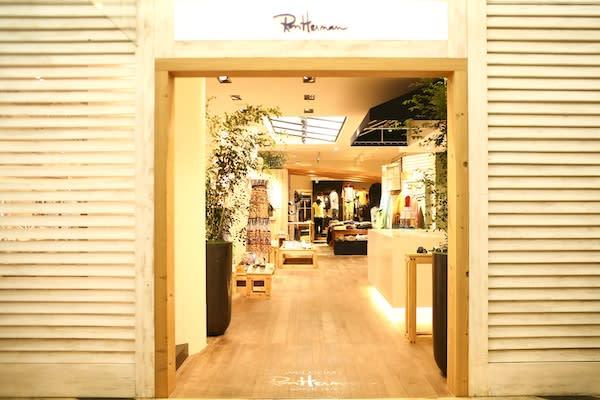 ロンハーマン二子玉川店 Image by The SAZABY LEAGUE