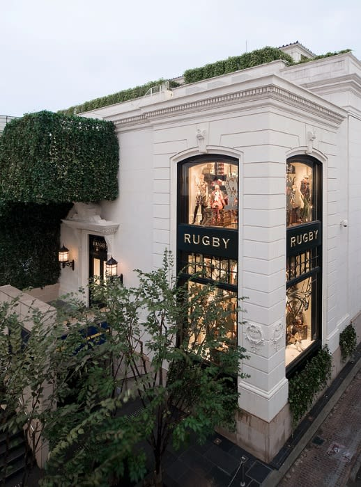 RUGBY キャットストリート店 Image by Ralph Lauren