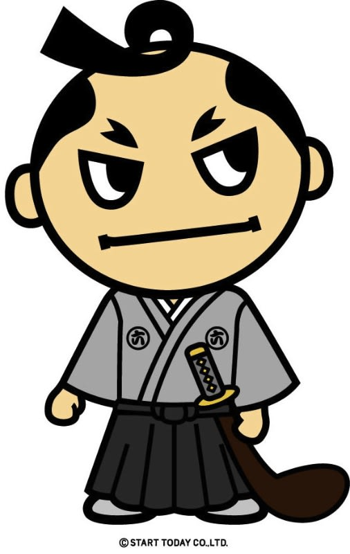 イメージキャラクター「ろくじろう」 Image by スタートトゥデイ