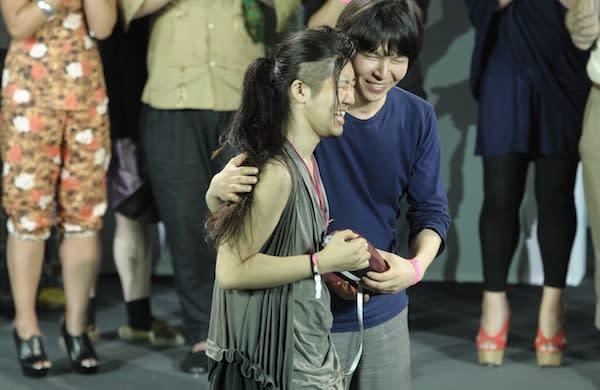 西山高士「ITS#NINE」グランプリ受賞の瞬間