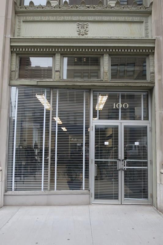 ニューヨークの店舗 Image by FASHIONSNAP
