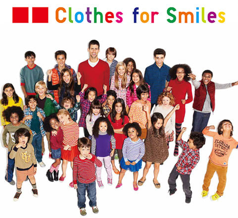 Clothes for Smiles Image by ユニクロ