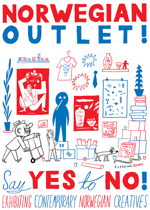 Norwegian Outlet Image by VACANT