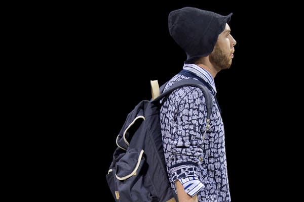 White Mountaineering 2011SSのショーから Image by FASHIONSNAP