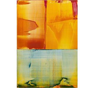 儚さや不完全さの美を追求、画家の小村希史が個展「地平線 Horizon」を開催