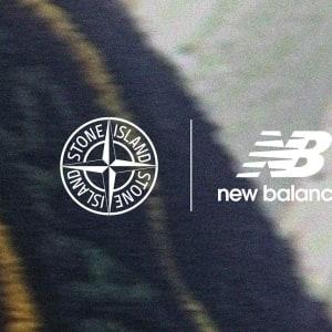 ストーンアイランドがニューバランスとパートナーシップ締結、年内にコラボアイテム発売へ