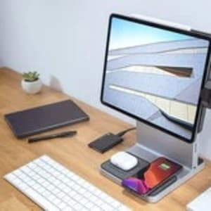 Apple好き必見、iPadがiMacのような見た目になるドック「StudioDock™」登場