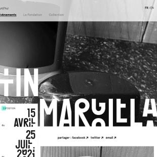 マルタン・マルジェラ アート展
