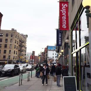 シュプリーム ニューヨーク 店舗