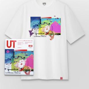 UT 佐藤可士和 特別パッケージTシャツ