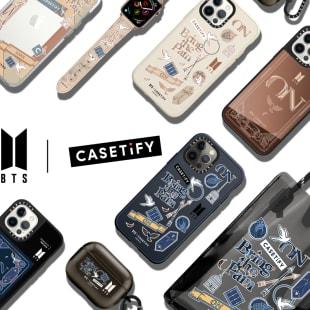 CASETiFY BTS