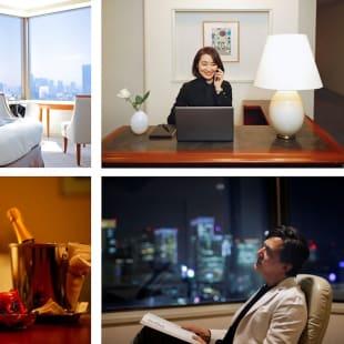 帝国ホテル ホテル暮らし