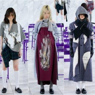「ケイスケヨシダ」2021年秋冬コレクション