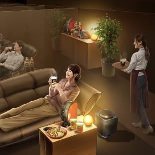 ネスレ 睡眠カフェ