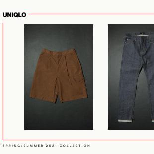 ユニクロ +J 2021年春夏コレクション