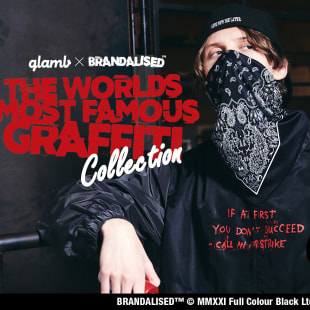 THE WORLD'S MOST FAMOUS GRAFFITI COLLECTION ヴィジュアル