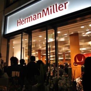 ハーマンミラー ノル 買収