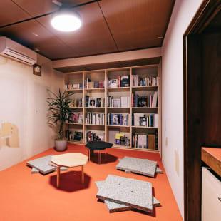 札幌 北海道 ギャラリー 図書室
