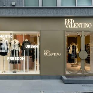レッド ヴァレンティノ