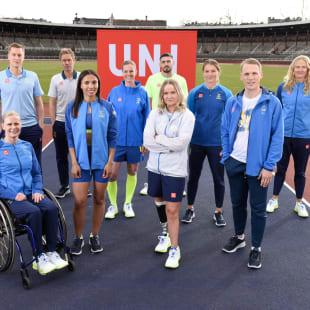 ユニクロ オリンピック スウェーデン