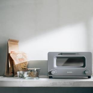 バルミューダ トースター グレー