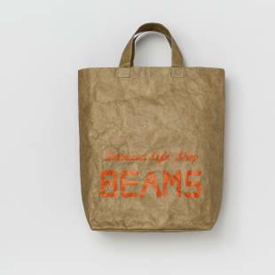 ビームス 創業当初のペーパーバッグ