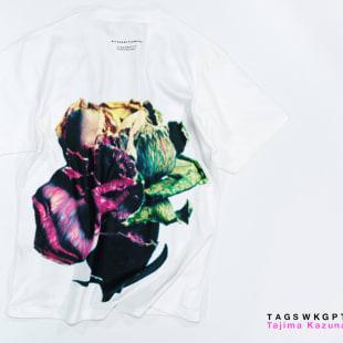 田島一成 タグスワーキングパーティー Tシャツ