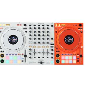 オフ-ホワイト DJコントローラー