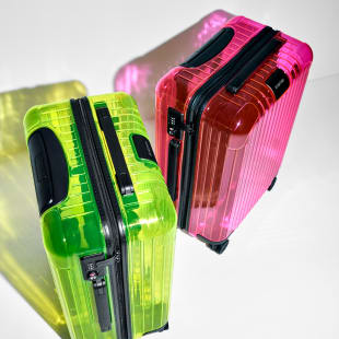 リモワ スーツケース 透明