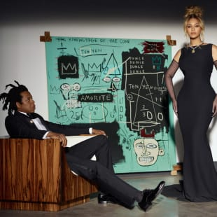 ビヨンセとジェイ・Zを起用したキャンペーン「ABOUT LOVE」