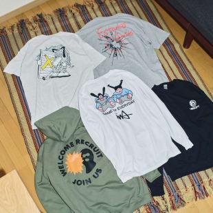 ビームスT ユービーアイソフト コラボ Tシャツ