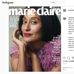 marie claire 雑誌 アメリカ