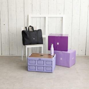 BTS Fortune Box Purple Edition