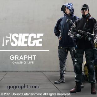 グラフト ゲーミングライフ レインボーシックス シージ