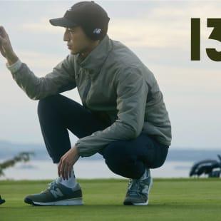 ニューバランス ゴルフ 1300