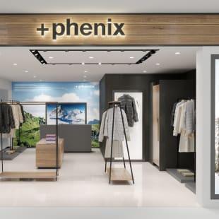 +phenix フェニックス GINZA SIX