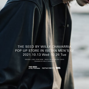 THE SEED BY WILLY CHAVARRIA ザ シード バイ ウィリー チャヴァリア