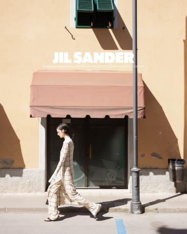 JIL SANDER 2021年秋冬