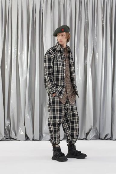 Vivienne Westwood MAN 2021年秋冬